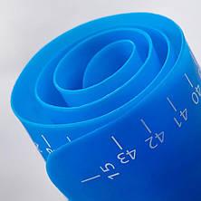 Коврик силиконовый для раскатки и выпечки теста  49.5*39.5*0.1 см, фото 3