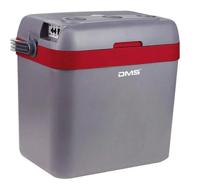 Автохолодильник DMS двохкмерный 12-24/230V 33 літра, функції COLD та HOT