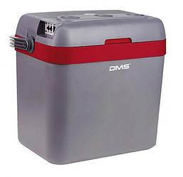 Автохолодильник DMS двохкмерный 12-24/230V 33 литра, функции COLD и HOT