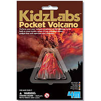 Набор для исследований 4M Карманный вулкан (00-03218), фото 1