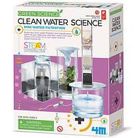 Набор для исследований 4M Фильтр для воды (00-03281), фото 1