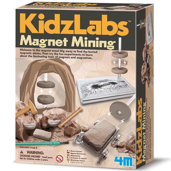 Набор для исследований 4M Магнитный рудник (00-03396)