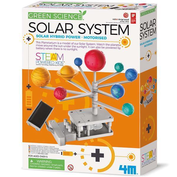 Набор для исследований 4M Модель солнечной системы (00-03416)