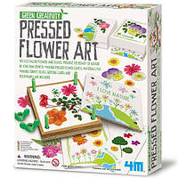 Набор для творчества 4M Цветочное искусство (00-04567), фото 1