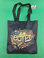 Сумка шопер Egypt 40x35 см ручка 60 см (1 шт), фото 1