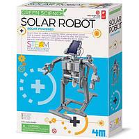 Научный набор 4M Робот на солнечной батарее (00-03294)