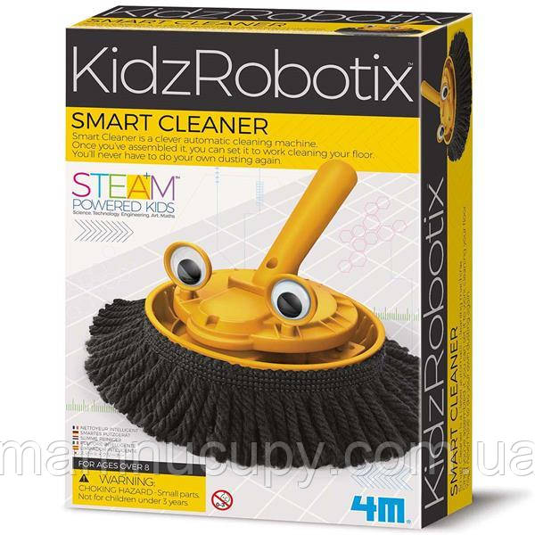 Научный набор 4M Робот-уборщик (00-03380)