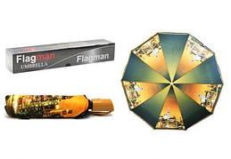 """Зонтик складной, """"Flagman. Нью-Йорк"""" 00510/0"""