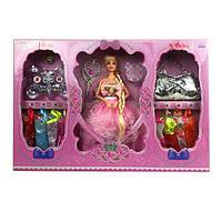 Кукла с нарядом FQ848K1  28см