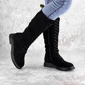 Ботинки женские Fashion Hoshi 2287 36 размер 23,5 см Черный