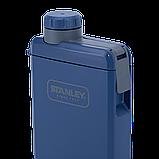 Фляга Stanley Adventure eCycle 207 Мл Темно-синяя new, фото 2