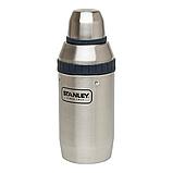 Набір Stanley Adventure - шейкер 0.59 Л та 2 чашки 0.21  Л стальний_наб, фото 2