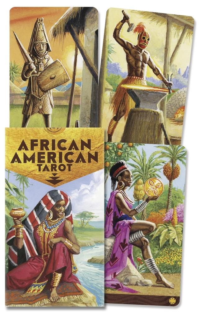 African American Tarot/ Афро-Американское Таро