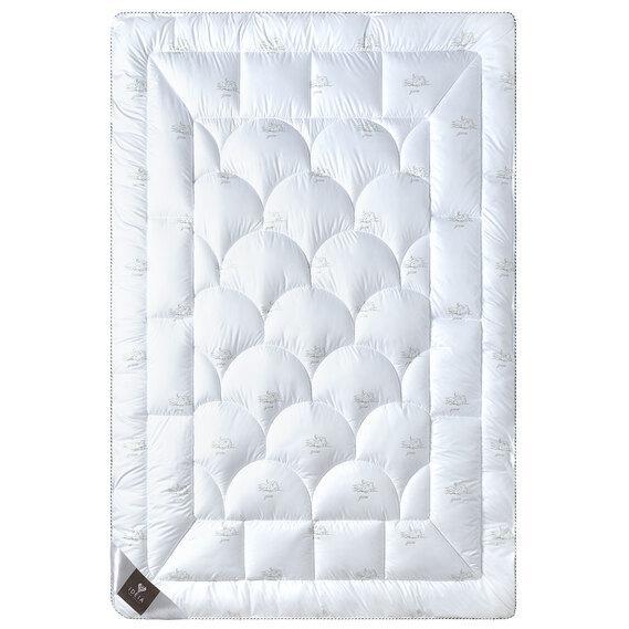 Одеяло Ideia Super Soft Classic Лето Евро 200*220 см микрофибра/антиаллергенное волокно легкое арт.8000011789