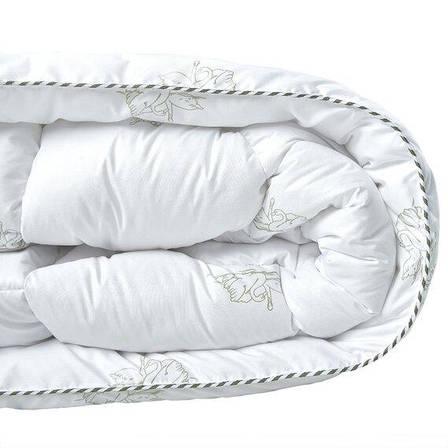 Одеяло Ideia Super Soft Classic Лето Евро 200*220 см микрофибра/антиаллергенное волокно легкое арт.8000011789, фото 2