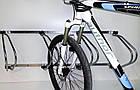 Велопарковка на 8 велосипедів Echo-8 на стіну Польща, фото 2
