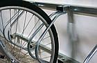 Велопарковка на 8 велосипедів Echo-8 на стіну Польща, фото 5
