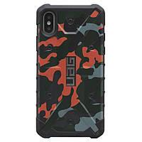 Чехол на айфон X UAG Сamouflage Apple Iphone X / Xs
