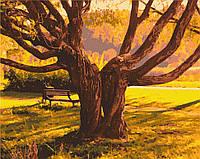 "Картина по номерам. Art Craft ""Старейшина парка"" 40*50 см 10528-AC"