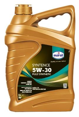 Масло Eurol Syntence 5w30 4л