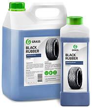 Чернитель шин GRASS Black Rubber на водной основе 5л 121101