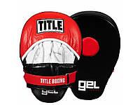 Боксерские лапы Лапы TITLE GEL® E-Series Punch Mitts