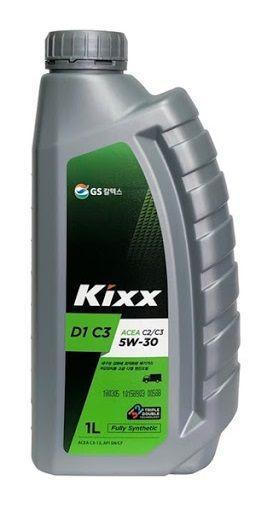 Масло KIXX D1 C3 5w30 SN/CF 1л