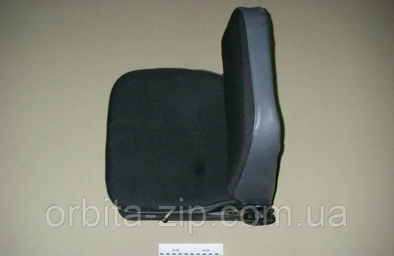 80-6800010 Сиденье МТЗ с регулируемой спинкой нового образца (пр-во БЗТДиА)