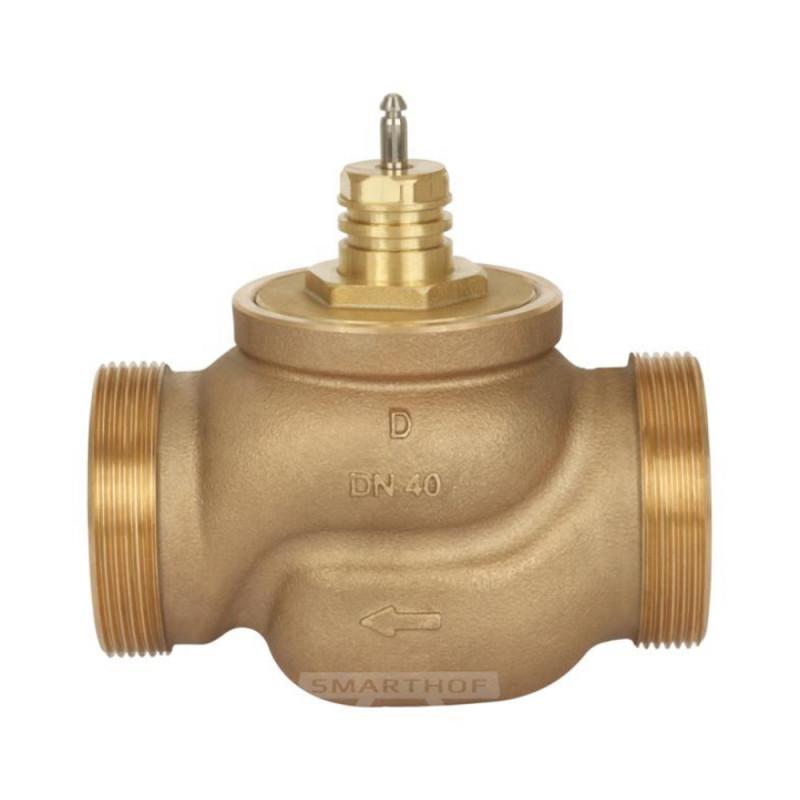 Клапан двухходовой регулирующий Danfoss VF2 Ø20 (065Z0176)
