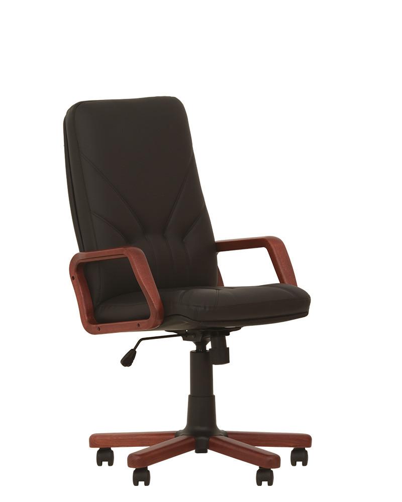 Кресло офисное Manager Extra-1.023 механизм Tilt крестовина EX1, экокожа Eco-30 (Новый Стиль ТМ)