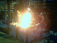 Комплексное литейное оборудование производства ЛГМ точных отливок, цеха и заводы  — ЛГМ — процесс