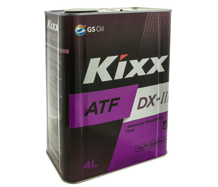 Масло KIXX GS ATF DXIII 4л