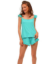Пижама женская MODENA P115-1 XL Бирюзовый