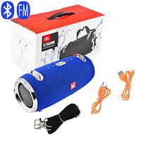 Bluetooth-колонка JBL XTREME 2 BIG, speakerphone, радио, blue