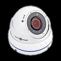 Гибридная антивандальная камера Green Vision GV-098-GHD-H-DOF50V-30