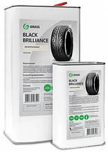 Чернитель шин GRASS Black Brilliance на силиконовой основе 5кг 125101
