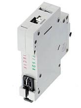 Автоматический выключатель Eaton HL-C 20/1, фото 2
