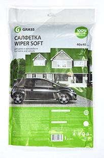 Салфетка GRASS Wiper Soft 40*40 микрофибра IT-0352