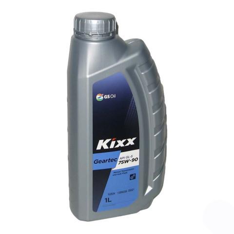 Масло KIXX GS Geartec GL-5 75w-90 1л