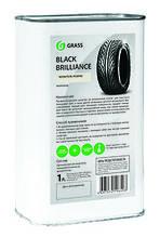 Чернитель шин GRASS Black Brilliance на силиконовой основе 1л 125100