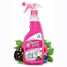Очиститель стекла GRASS Clean Glass 0,6л лесные ягоды триггер 125241