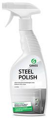 """Очиститель GRASS для нерж.стали """"Steel Polish"""" 0,6л 218601"""