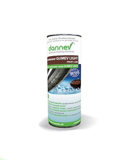 Чернитель гуми Dannev 1л GUMEV LIGHT