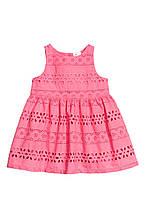 Платье H&M 68см Розовый (4974436)