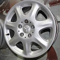 Диски для Mercedes 16 5x112 66,5 оригинал German