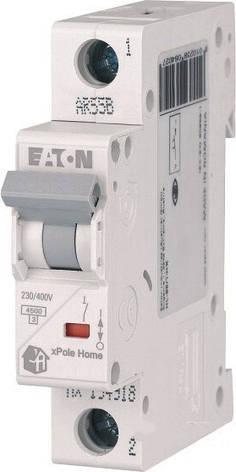 Автоматичний вимикач Eaton PL4-C 40 / 1, фото 2