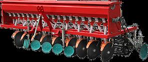 Сеялка зерновая СЗ-14Т (2BFX-14)  14-ти рядная для трактора ДТЗ / Заря