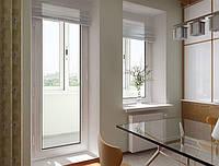 """Двери балконные из ПВХ профиля Kommerling от производителя """"Стимекс """""""