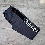 Брюки спортивные мужские ТРИКОТАЖ+ФЛИС. РОСТОВКА  от S до XL. . Спортивные штаны для мужчин., фото 2