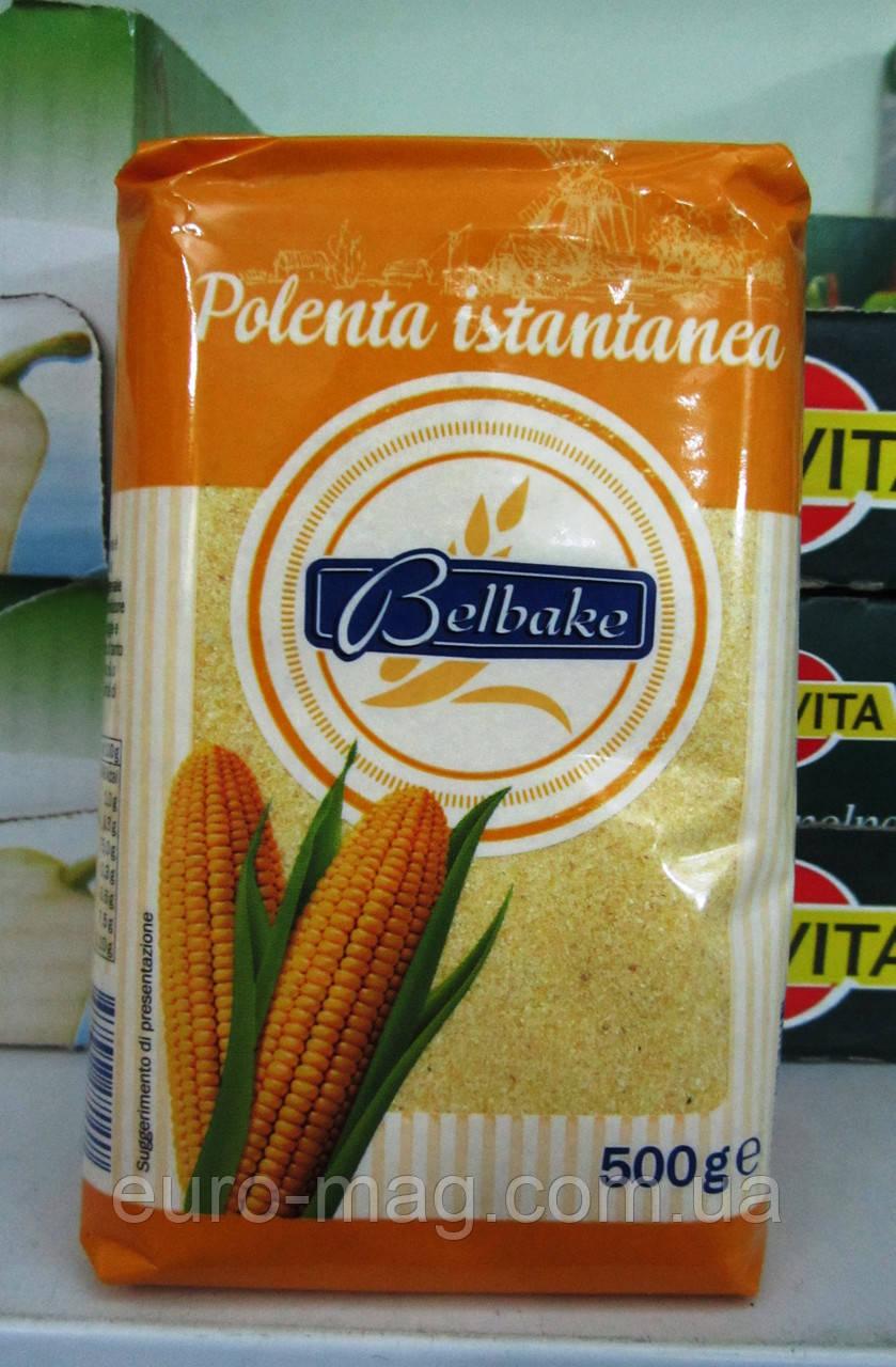 Полента Polenta istantanea Belbake 500 г